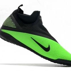 Nike React Phantom Vision 2 Pro Dynamic Fit TF Green Black 39-45