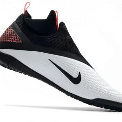 Nike React Phantom Vision 2 Pro Dynamic Fit TF Grey Black 39-45