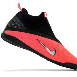 Nike React Phantom Vision 2 Pro Dynamic Fit TF Pink Black 39-45