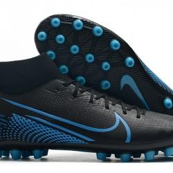 Nike Superfly 7 Academy CR7 AG Black Blue 39-45
