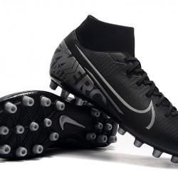 Nike Superfly 7 Academy CR7 AG Black Silver 39-45