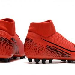 Nike Superfly 7 Academy CR7 AG Red Black 39-45