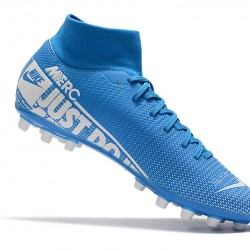 Nike Superfly 7 Academy CR7 AG White Silver 39-45