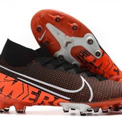 Nike Superfly 7 Elite SE AG Black Orange 39-45