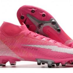 Nike Superfly 7 Elite SE AG Pink Silver 39-45