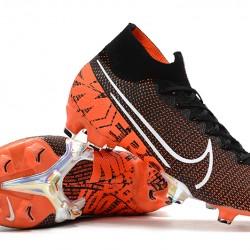 Nike Superfly 7 Elite SE FG Black Orange 39-45