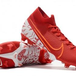 Nike Superfly 7 Elite SE FG Red Grey 39-45