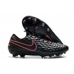 Nike Tiempo Legend 8 Elite FG Black Pink 39-45