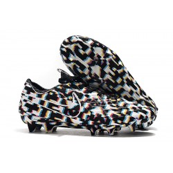 Nike Tiempo Legend 8 Elite FG Black White 39-45