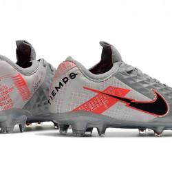 Nike Tiempo Legend 8 Elite FG Grey Red Black 39-45