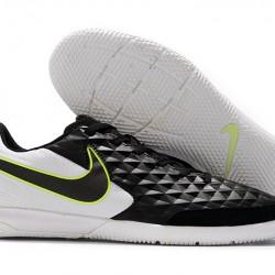 Nike Legend VIII Academy IC Black White Green 39-45