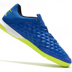 Nike Legend VIII Academy IC Blue Green 39-45