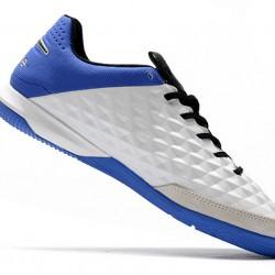 Nike Legend VIII Academy IC White Blue Black 39-46