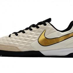 Nike Legend VIII Academy IC White Gold 39-45