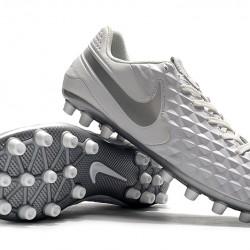 Nike Tiempo Legend VIII Acadermy AG Grey Silver 39-45