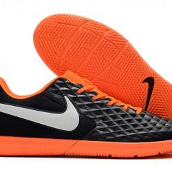 Nike Tiempo Legend VIII Club IC Black Grey Orange 39-45