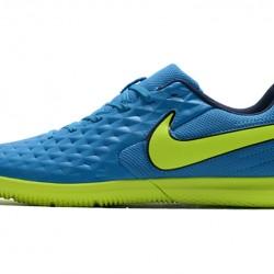 Nike Tiempo Legend VIII Club IC Blue Green 39-45