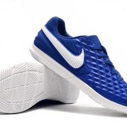 Nike Tiempo Legend VIII Club IC Blue White 39-45