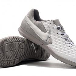 Nike Tiempo Legend VIII Club IC White Grey 39-45
