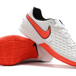 Nike Tiempo Legend VIII Club IC White Red 39-45