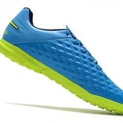 Nike Tiempo Legend VIII Club TF Blue Green 39-45