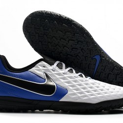 Nike Tiempo Legend VIII Club TF White Blue Black 39-45