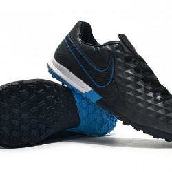 Nike Tiempo Legend VIII Pro TF Black Blue 39-45
