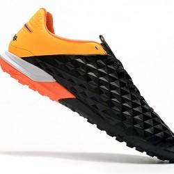 Nike Tiempo Legend VIII Pro TF Black Orange 39-45