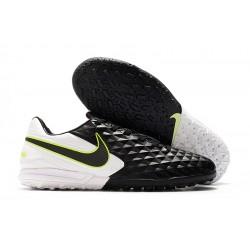 Nike Tiempo Legend VIII Pro TF Black White Green 39-45