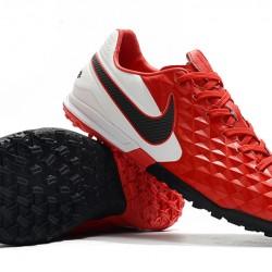 Nike Tiempo Legend VIII Pro TF Red White Black 39-45