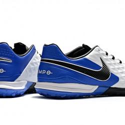Nike Tiempo Legend VIII Pro TF White Blue Black 39-45