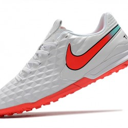 Nike Tiempo Legend VIII Pro TF White Pink Blue 39-45