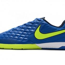 Nike Tiempo Lunar Legend VIII Pro IC Blue Green 39-45