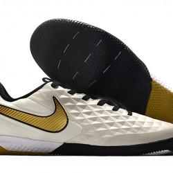 Nike Tiempo Lunar Legend VIII Pro IC White Gold 39-45