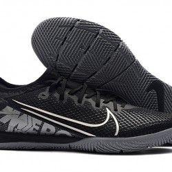 Nike Vapor 13 Pro IC Black Silver 39-45