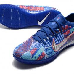 Nike Vapor 13 Pro IC Blue Orange Grey 39-45
