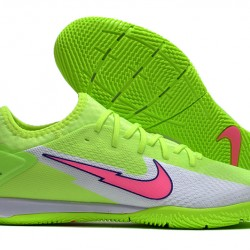 Nike Vapor 13 Pro IC Green White Pink 39-45
