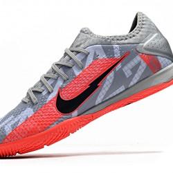 Nike Vapor 13 Pro IC Grey Red Black 39-45