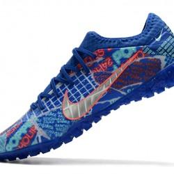 Nike Vapor 13 Pro TF Blue Orange Grey 39-45