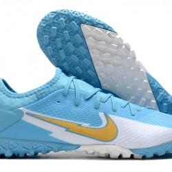 Nike Vapor 13 Pro TF Blue White Gold 39-45