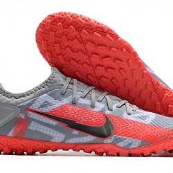 Nike Vapor 13 Pro TF Grey Red Black 39-45