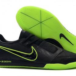 Nike Zoom Phantom VNM Pro IC Black Green 39-45