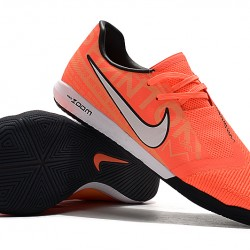 Nike Zoom Phantom VNM Pro IC Orange Silver 39-45