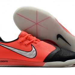 Nike Zoom Phantom VNM Pro IC Red Black Grey 39-45