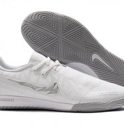 Nike Zoom Phantom VNM Pro IC White Silver 39-45