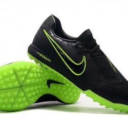 Nike Zoom Phantom VNM Pro TF Black Green 39-45