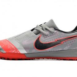 Nike Zoom Phantom VNM Pro TF Grey Red Black 39-45