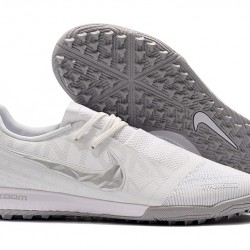 Nike Zoom Phantom VNM Pro TF White Silver 39-45