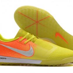 Nike Zoom Phantom VNM Pro TF Yellow Orange Grey 39-45