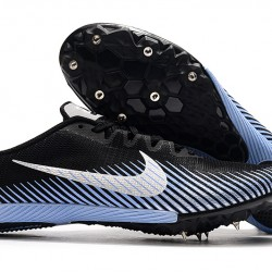 Nike Zoom Rival M 9 Black Blue White 39-45